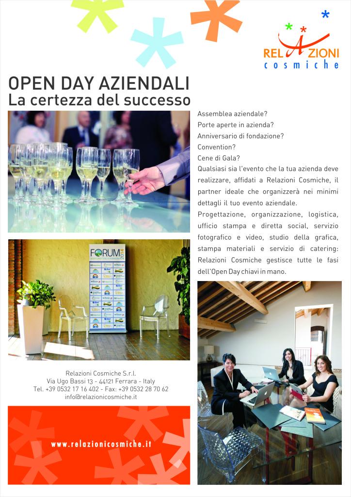 Open Day Aziendali 2