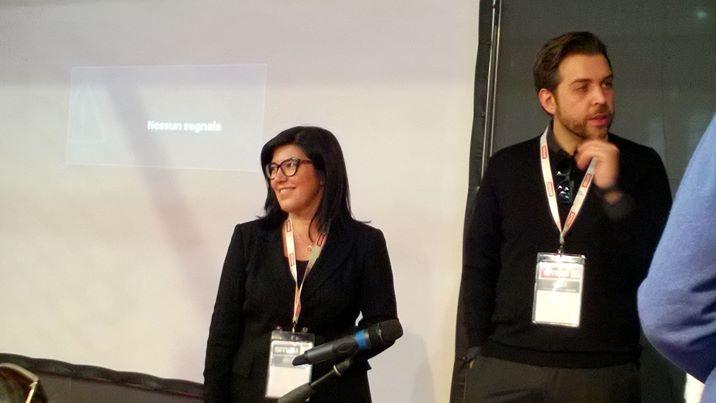 #relazionicosmiche allo #SMAU di Padova per parlare di innovazione nel settore agroalimentare con Officine Digitali ZIP – FabLab Padova