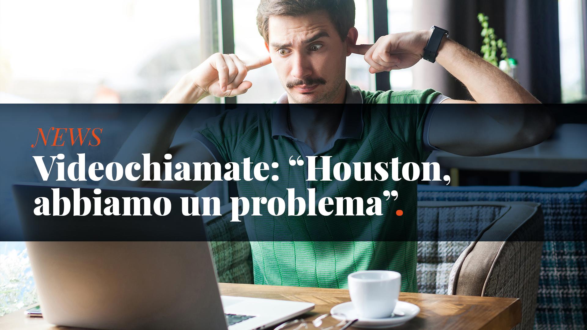 VIDEOCHIAMATE: HUSTON ABBIAMO 1 PROBLEMA!