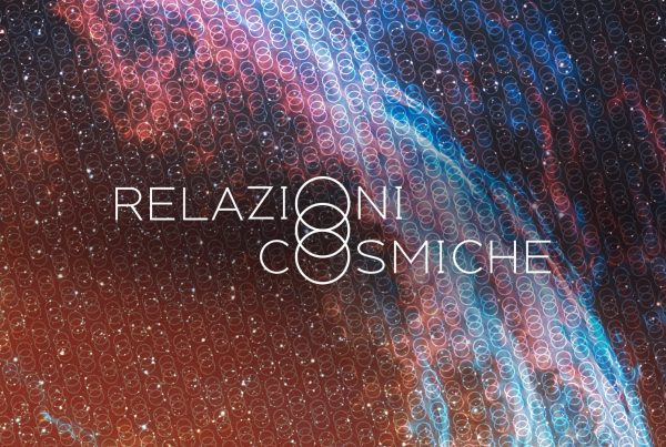 Rebrand Relazioni cosmiche